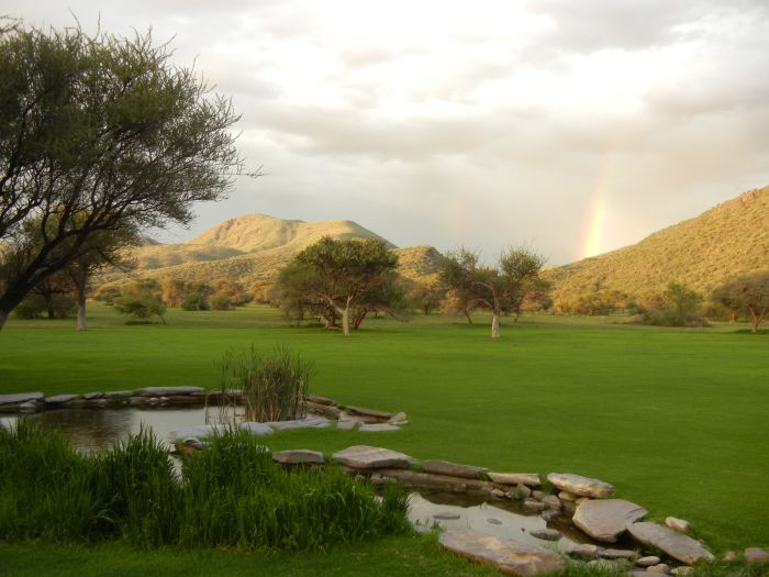Araber Safari Lodge Namibia